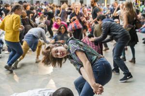 Ateliers Danses partagées au CN D les 16 & 17 mars !