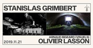 CE SOIR Stanislas Grimbert / OlivierLasson et ArnaudBigeard (AV)