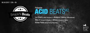 Smack'N Beats x Le Charly x Antoine Calvino @Batofar