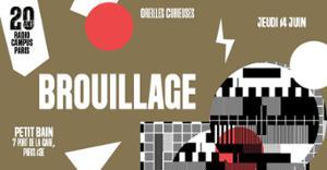 Radio Campus : 20 ans // Brouillage