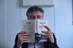 Rencontre avec l'écrivain Xavier De Jarcy