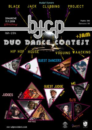 BJCP DUO DANCE CONTEST PARIS