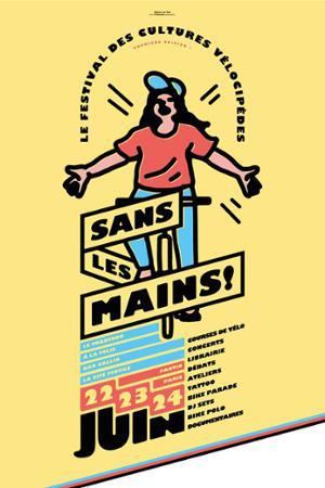 SANS LES MAINS !
