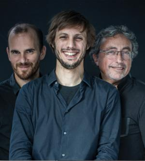 """Adrien CHICOT Trio """"Playing in the dark"""""""