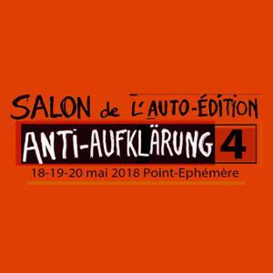 salon ANTI-AUFKLÄRUNG #4