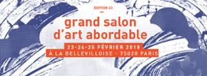 23E GRAND SALON D'ART ABORDABLE