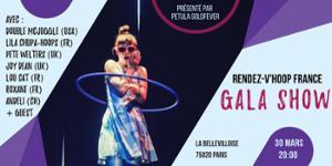 RENDEZ-V'HOOP FRANCE GALA SHOW