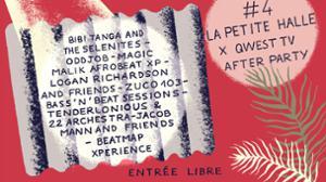 Bass n Beats section - afters jazz à la Villette
