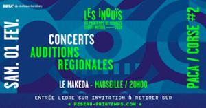 INOUïS2020 | Auditions PACA / Corse 2 / Le Makeda