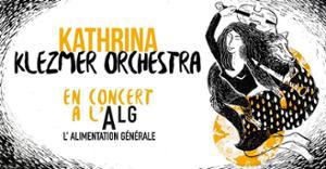 Le Kathrina Klezmer Orchestra à l'Alimentation Générale !