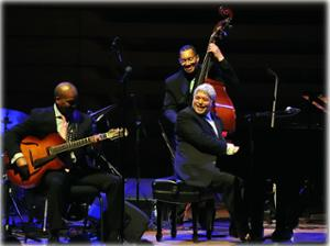 Hommage à Monty ALEXANDER avec Nicolas SABATO Trio + Jam Session