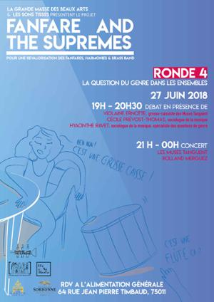 Fanfares & the Supremes : Questions de genre dans les fanfares, harmonies et brass band