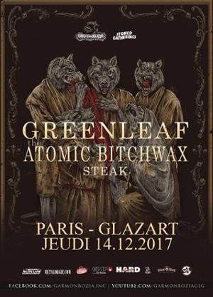 Greenleaf, The Atomic Bitchwax, Steak