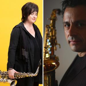 "Géraldine LAURENT & Pierrick PEDRON Quintet ""Bird vs Bird"""