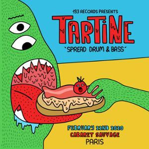 Tartine 01 w/ Calyx & Teebee/ Emperor/ Bredren/ AC13 x Ben Snow