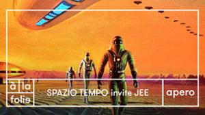 Spazio Tempo invite DJ Jee