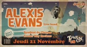 Alexis Evans au Makeda | Festival Tighten Up Jour #2