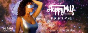 Happy Milf Records Party #8
