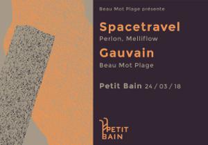 Beau Mot Plage invite Spacetravel