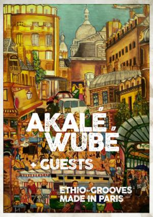 AKALÉ WUBÉ + YONATHAN AVISHAI au STUDIO DE L'ERMITAGE