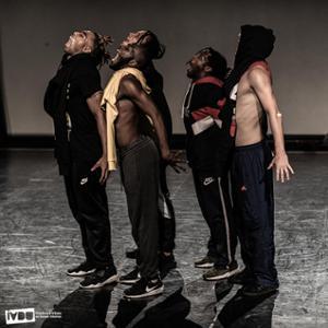 Premières Scènes Hip Hop création-danse