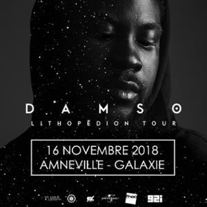 DAMSO • Galaxie, Amneville • 16 novembre 2018
