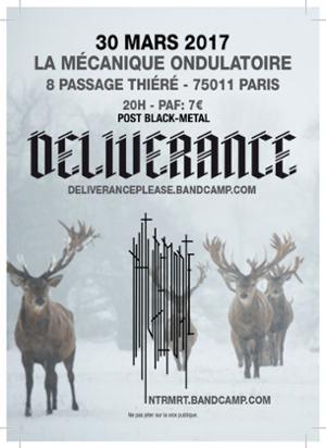 Deliverance • Nature Morte