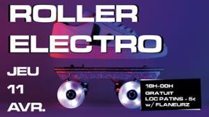 FLANEURZ - ROLLER ELECTRO