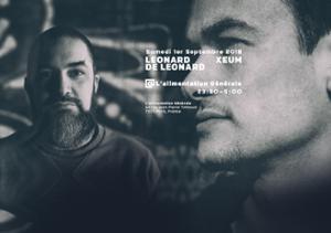 Leonard de Leonard + Xeum // L'Alimentation Générale