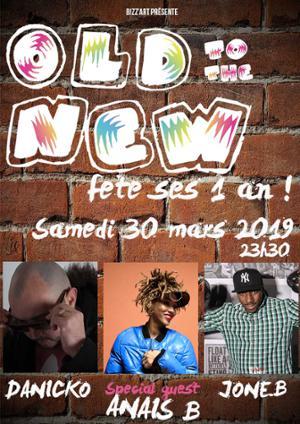 OLD TO THE NEW FÊTE SES 1 AN ft. Jone.B, Danicko & Anaïs B