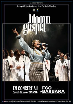 BLOOM GOSPEL