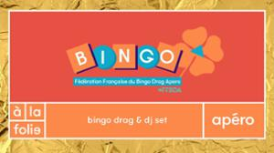 FF BINGO DRAG APERO w/ Minima Gesté & Sativa Blaze + DJ SET