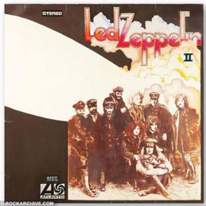 SONARIUM | LED ZEPPELIN II (1969)
