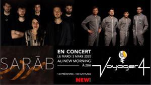 Sarab + Voyager4