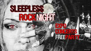 Sleepless Rock Night - New Wave Party