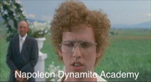 Napoléon Dynamite Academy w/ David Shaw & the Beat, Johnny Tchekhova...