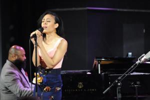 Candice HOYES & Cédric HANRIOT Trio