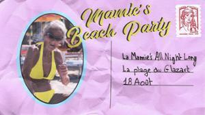 Mamie's Beach Party 2018