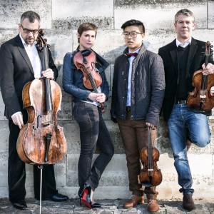 Quatuor Diotima / Schubert, Srnka