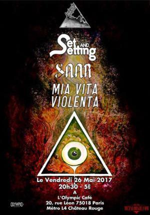 Set & Setting - Saar - Mia Vita Violenta