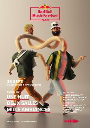DOUBLE JEU - RED BULL MUSIC FESTIVAL PARIS