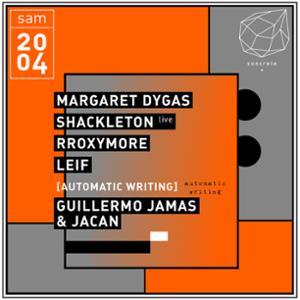 Concrete: Margaret Dygas, Shackleton Live, rRoxymore, Leif