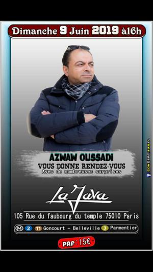 Concert Azwaw Oussadi