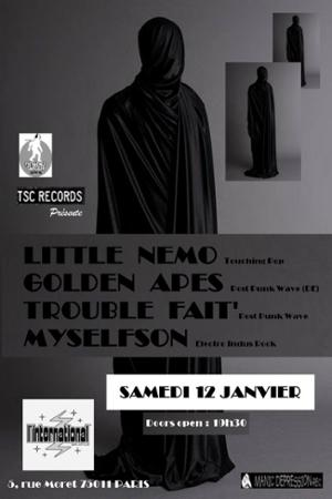 Little Nemo/Golden Apes/Trouble Fait'/Myselfson