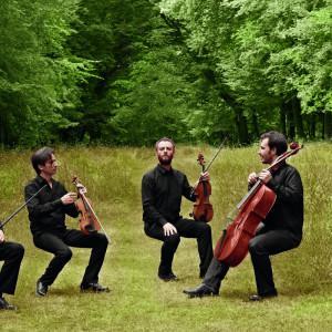 Quatuor Béla / Jean Geoffroy - Augustin Muller - Olivier Pasquet - Harvey, Verunelli, Fourès