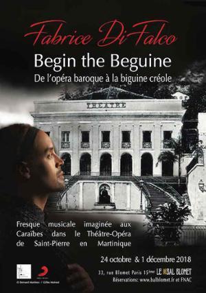 « BEGIN THE BEGUINE » FABRICE DI FALCO QUARTET