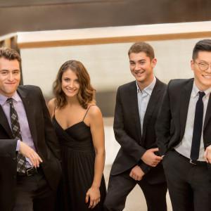 Quatuor Dover / Mozart, Ullmann, Beethoven
