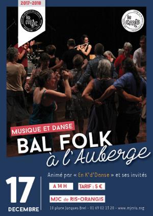 Bal Folk à l'Auberge