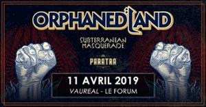 Orphaned Land - Subterrenean Masquerade - Paratra
