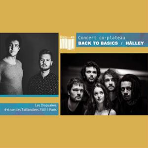 Back To Basics x Halley